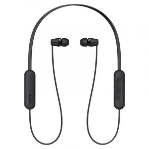 Sony Wireless In-ear Headphone, Black -  WI-C200