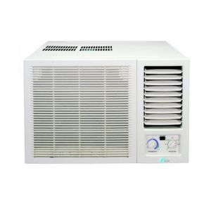 MANDO AC Window Rotary Cold/Hot, 20200 BTU, 60Hz - WND-24HMF