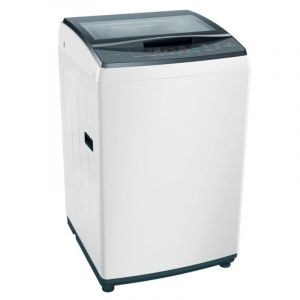 Bosch Top Load Washing Machine 10KG,  Powerwave,  Drum Soft Closing , Glass Lid White - WOE101W0SA
