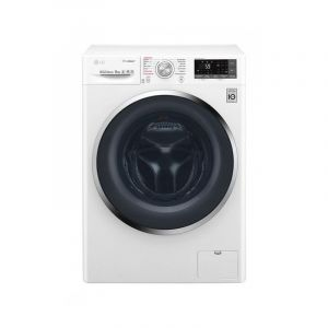 LG Washer 9kg With 5kg Dryer, Front Load Washing Machine - WSC0905WHN