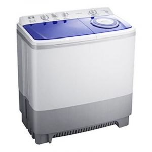 Samsung Washing Machines Twin Tub ,14 kg , White-Blue - WT14J7PFC1