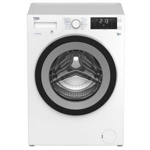 Beko Washing Mashine , 7 kg , Front Load, Drying 75 % ,LED , White - WTC 7533 XW0