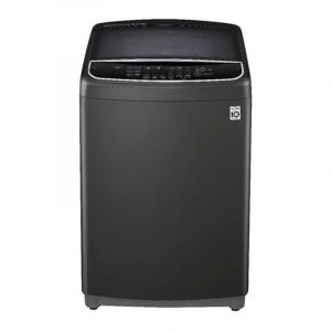 LG Washing Machine Top Load , 11 kg, Turbo Function , Direct Drive Motor, Thailand , WiFi , Black - WTS11HHDK