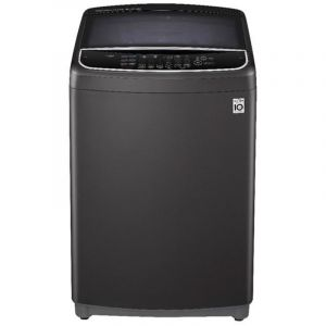LG Washing Machine Top Load , 14 kg, TurboDrum, Korea, WiFi , Black - WTS14HHDK