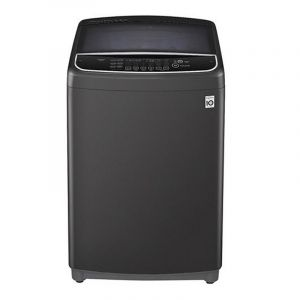 LG Washing Machine Top Load , 16 kg, TurboDrum 3D, Korea, WiFi , Steam, Black - WTS16HHDK