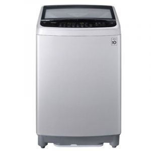 LG 11Kg Washer, Top load washing machine, Silver color, Smart Motion- WTSV11BSLN