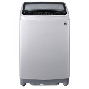 LG 14Kg Washer, Top load washing machine, Silver color, Smart Motion - WTSV14BSLN