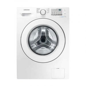 Samsung Washing Machines Front Load, 8 kg ,75 % Drying , White - WW80J3263KW