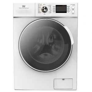 WHITE-WESTINGHOUSE Washing Machine Front Load ,12 kg, Drying 8 kg 100%, Silver - WWFLC9VW1208
