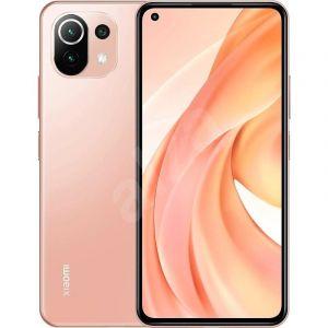 Xiaomi  Mi 11 Lite Ram 6GB, Storage128GB, Peach Pink - MZB08HUEN.blackbox