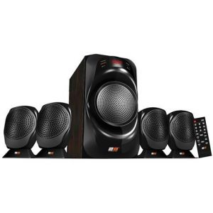 2b 4 1 Bluetooth Multimedia Round Shape Speaker System 20