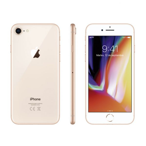 81bfb9a7c Apple iphone 8 - 64G -LTE -Face Time-Gold