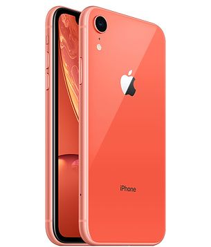 Apple iPhone XR, 128GB, Coral, 4G LTE