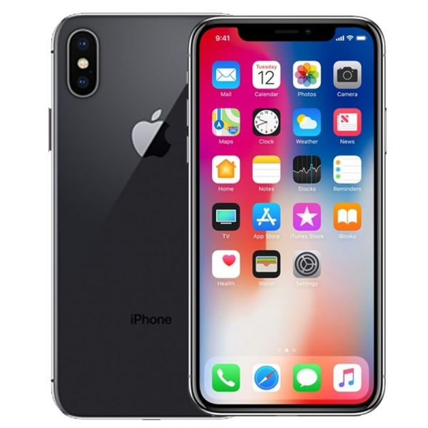 fc4b3c4be Apple iPhone X 64GB -FaceTime,Space Grey