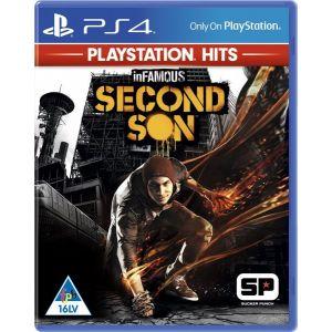 لعبة انفيموس سكند سن - بلاي ستيشن 4-SC-PS4-IFSS