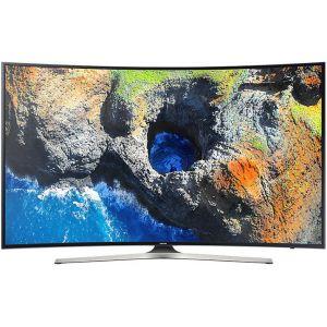 تليفزيون سامسونج 65بوصة منحني, ألترا أتش دي فور كى, ذكي  , UA65MU7350RXUM