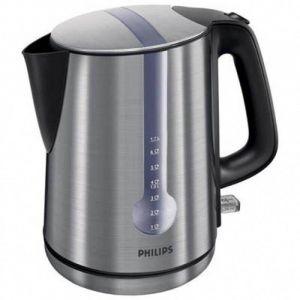HD4670-20 - فيليبس غلاية ماء - 2400 واط - سعة 1.7 لتر - ستيل