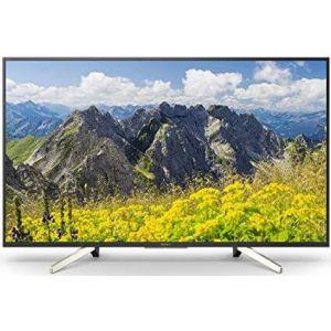 سوني شاشة 49 بوصة , اندرويد , LED , 4K Ultra HD  ، اسود ، KD-49X7500F