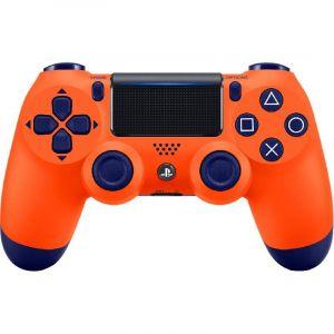 يد التحكم اللاسلكية دوال شوك ٤ لبلاي ستيشن ٤ من سوني – برتقالي - CUH-ZCT2