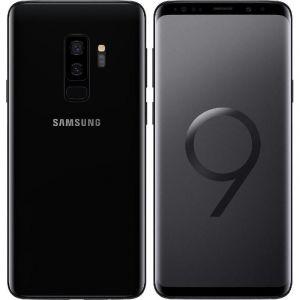 سامسونج ،جالكسي اس 9 بلس بشريحتين ،سعة 128جيجابايت ،أسود،الجيل الرابع 4G