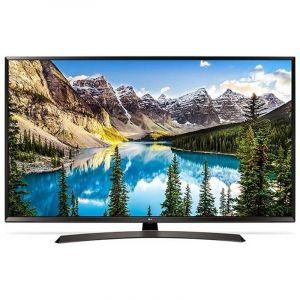 إل جي تلفزيون 49 بوصة , 4 كيه,الترا اتش دي,  إل إي دي , تقنية ذكية - 49UJ634V