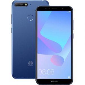 هواوي ،واي 6 برايم 2018 ،سعة 16 جيجابايت ،أزرق،الجيل الرابع 4G