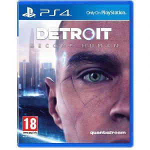 ديترويت: بيكام هيومان ،لعبة بلايستيشن 4 - SC-PS4-DETROIT
