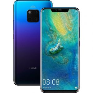 HUAWEI MATE 20 PRO 128GB 4G DS ARABIC TWILIGHT