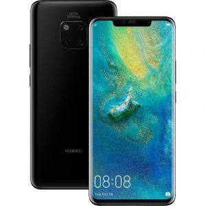 HUAWEI MATE 20 PRO 128GB 4G DS ARABIC BLACK