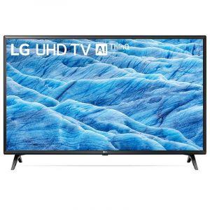 شاشة ال جي 55 بوصه, 4 كيه, تلفزيون ذكي, اكتف اتش دي ار, صوت محيطي - 55UM7340PVA
