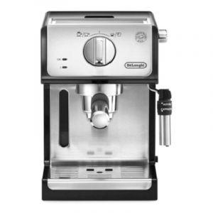 ديلونجي كوفى ميكر قدرة 1100 واط قوة 15 بار ,ماكينة اتوماتيكية لإعداد القهوة بأنواعها  , Dlecp35.31