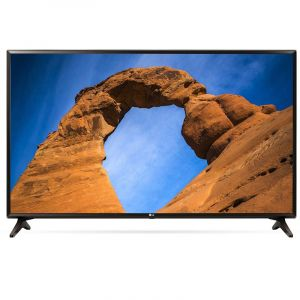 تليفزيون ال جي 43 بوصة, ال اي دي, فل اتش دى , أسود - 43LK5100PVB