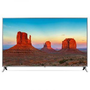 تلفزيون ال جي  65 انش ذكي 4 كيه الترا اتش دي، اسود - 65UK6700PVD