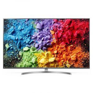 تليفزيون ال جي75  بوصة نانو سيل سوبر 4 كى,ذكى , مزود بتقنية الصوت المحيطي- 75SK8100PVA