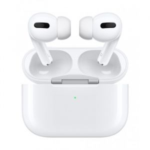 Apple AirPods Pro, Charge wirelessly, White
