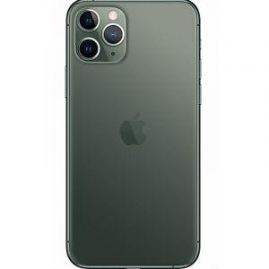 ابل ايفون 11 برو ماكس, سعة 256جيجابايت ،4 جيجابايت رام،الجيل الرابع 4 جي- أخضر ليلي