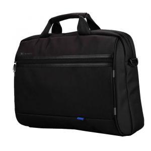 لافينتو حقيبة لابتوب  15.6 بوصة مع وصلة يو اس بي  ، أسود-  BG-26-7