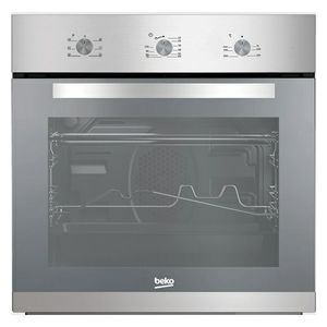 Beko Built In Electric Oven 60cm, 72 Ltr, 6 Programs (BIET22100XM)