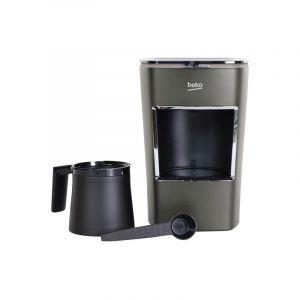 بيكو ماكينة القهوة التركية 670 واط , رمادى-BKK2300