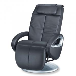 كرسي مساج شياتسو إم سي ٣٨٠٠ من بيورر - أسود