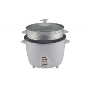 اي تي سي طباخ ارز سعة 0.6 لتر قدرة 300 واط - ابيض ، H-RC0600N