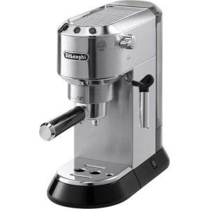 De'longhi Dedica EC 680 Pump Espresso Machine 1350watt, Silver(DLEC680.R
