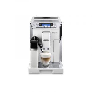 ديلونجي صانع القهوة كابتشينو، اسبريسو، لاتيه، أبيض ماسي - ECAM 45.760.W