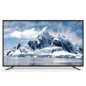تليفزيون اي تي سي 75 بوصة، ذكي، 4 كيه الترا اتش دي، اسود - E-LD-75ANP