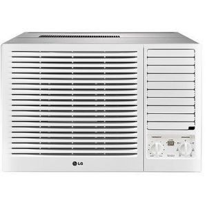 مكيف شباك LG عملاق حار بارد قدرة 18000 وحدة (موفر للطاقة - فريون 410)-E182RH