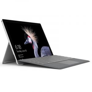 مايكروسوفت سيرفس برو انتل كور اي7 , 12.3 انش , 256 جيجا بايت, 8 جيجا بايت , فضي - FKG-00006