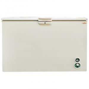 هوم كوين , فريزر مسطح  296 لتر ,10.45 قدم , أبيض - HQ6FS400SA