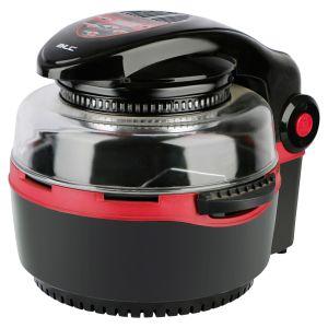 اي تي سي طباخ كهربائى سعة 9 لتر , قدرة من 1200واط الى 1400 واط , أنبوب هالوجين لطبخ بدون دخان او شحوم - H-MX2015R