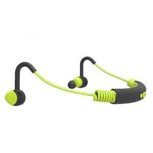 لافينتو سماعة أذن بلوتوث 4.2 رياضية ,أسود/أخضر-HP-08-N