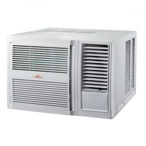 هوم كوين مكييف هواء شباك روتاري حار وبارد، 17.600 وحدة، الترا، صنع في الصين - HQWG18HN